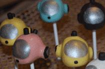 Fridja Steamer Pop Cakes