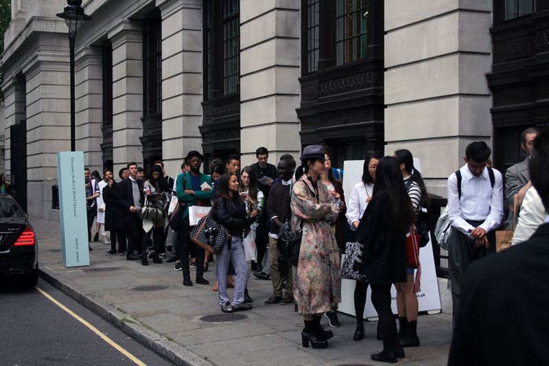 London Collections Men Fridja