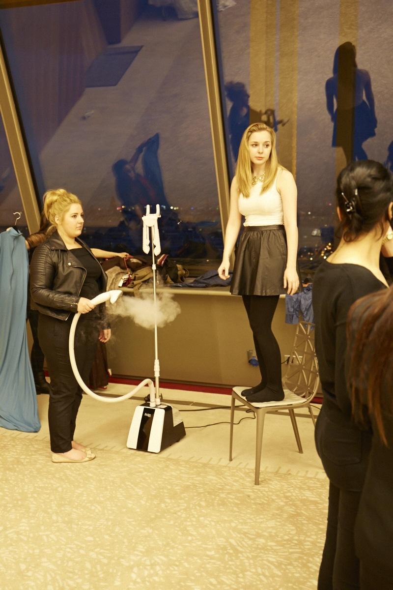 Fridja Eiffel Tower Catwalk Show 20140028