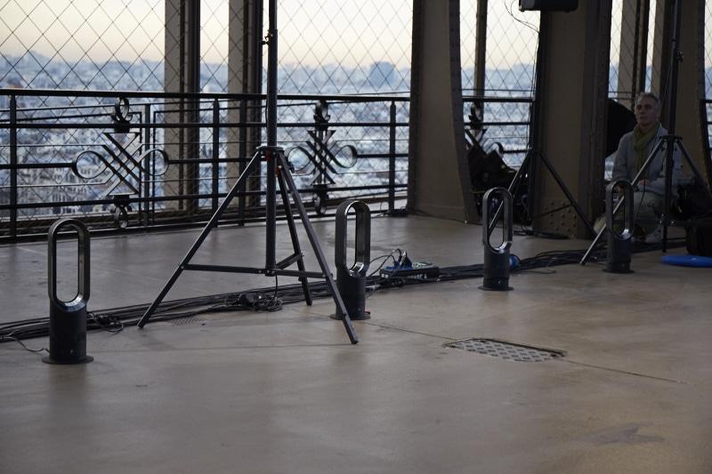 Fridja Eiffel Tower Catwalk Show 20140032