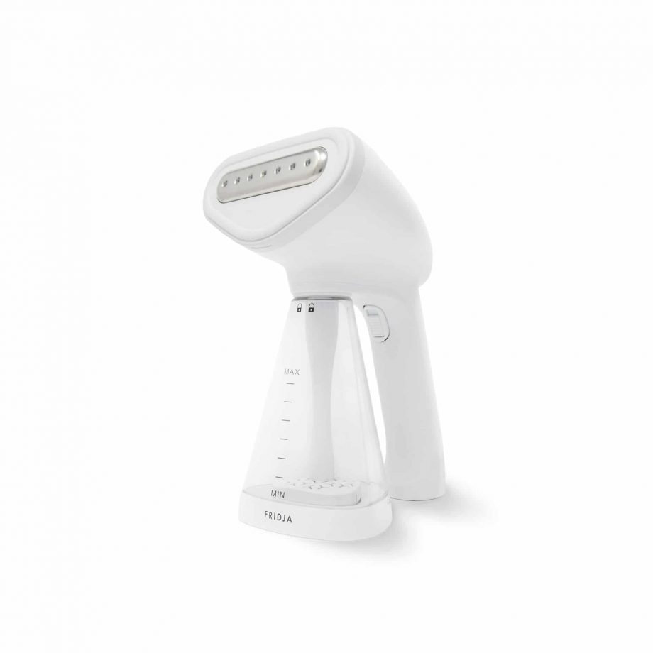 5 – Fridja f10 Erin:White f10 Handheld Travel Steamer Picture 2 – Web Resolution