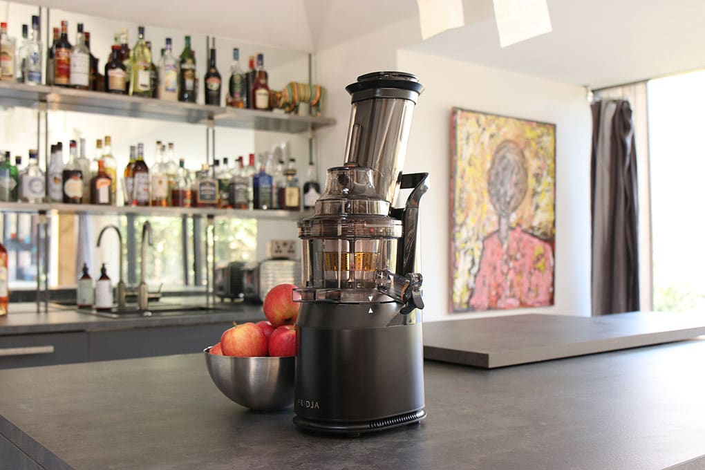Fridja Whole Fruit Slow Juicer : Fridja Official Site Fridja Clothes Steamers and Cold Press Juicers Fridja