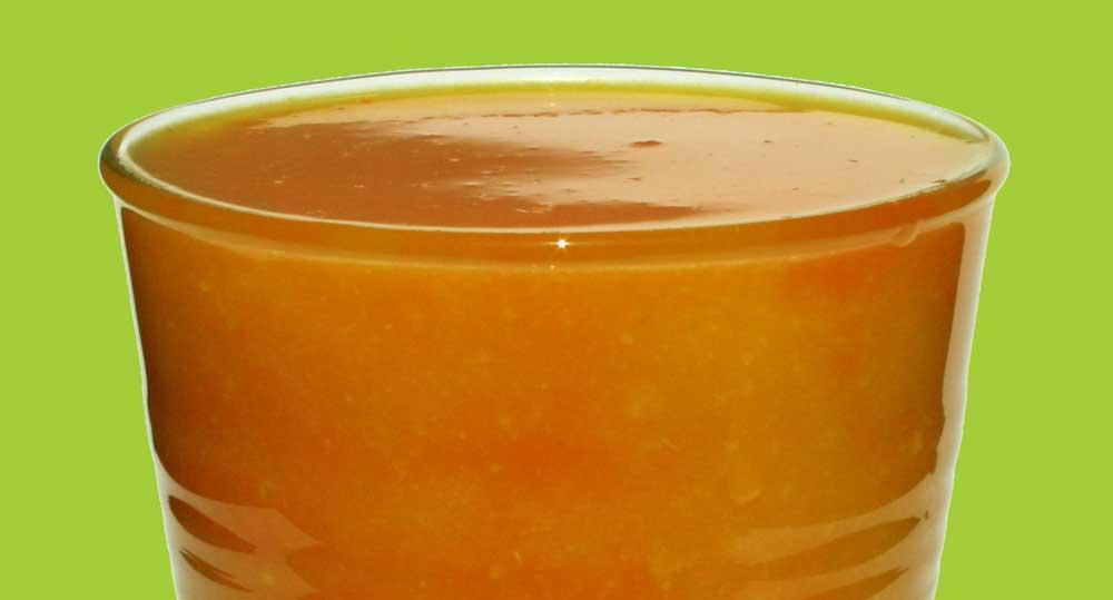 Apple, Carrot and Spirulina Juice Recipe