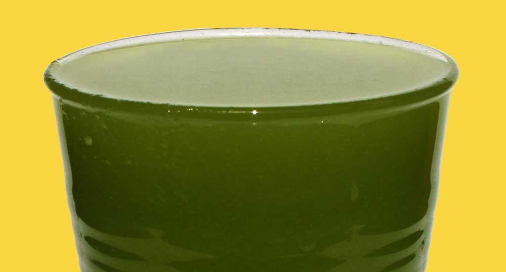 Broccoli, Kale and Cabbage Juice Recipe