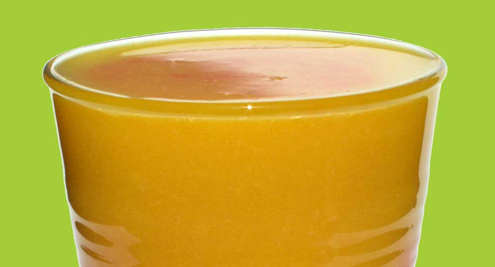 Orange, Cucumber, Brussel Sprout, Ginger and Pineapple Juice Recipe