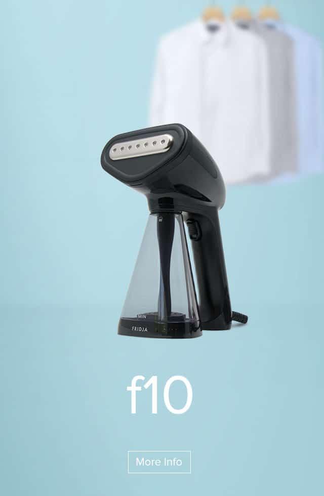 Fridja f10 Handheld Clothes Steamer