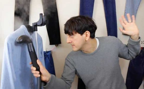 How To Use A Clothes Steamer