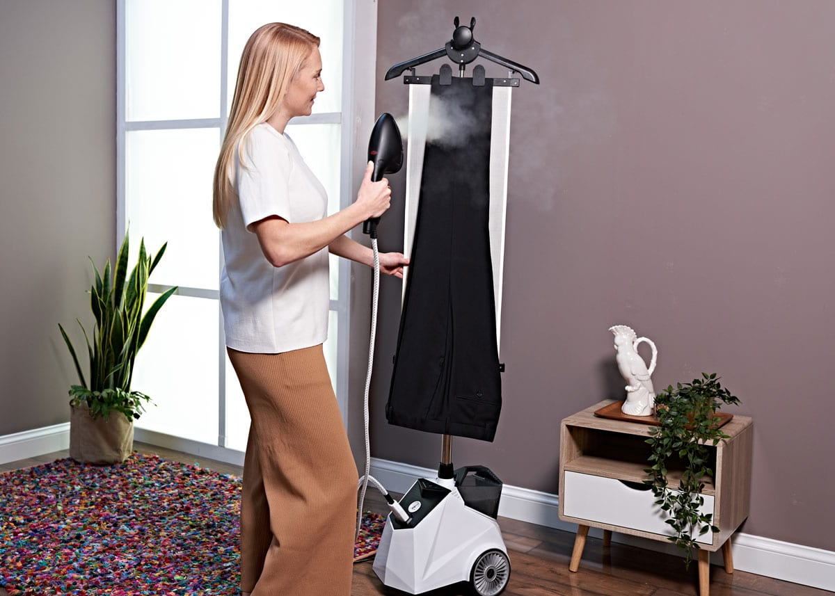 Updating the f1500 High Pressure Clothes Steamer